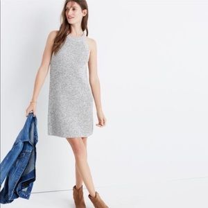 "Madewell ""Valley"" Cotton sweater-dress"